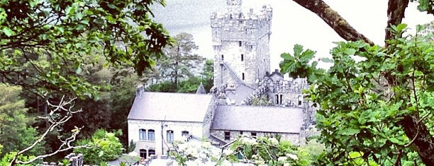 Glenveagh Castle is one of IRL Dublin.