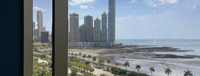 Hilton is one of 2016-03 Mexico City/Panama.