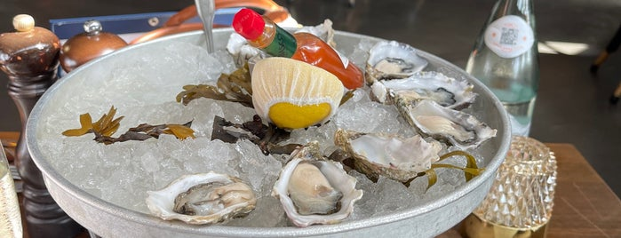 The MAINE Oyster Bar & Grill is one of Dubai (دبي).