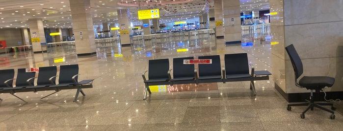 Terminal 2 is one of Tempat yang Disukai Hana.