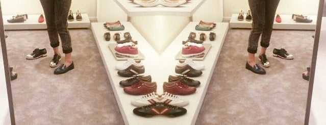 Bally is one of My favorite places in Paris, France.