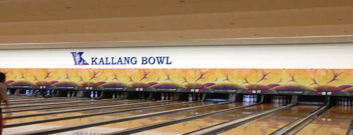 Kallang Bowl is one of Markusさんのお気に入りスポット.