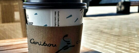 Caribou Coffee is one of gez_ilen_karaköy :)).