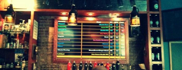 The Pony Bar is one of NY Bars.