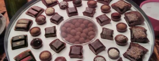 Vosges Haut Chocolat is one of Explore NYC.