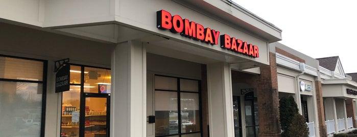 Bombay Bazaar is one of Columbus International Markets.