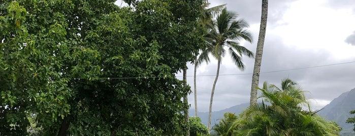 He'eia State Park is one of Oahu.