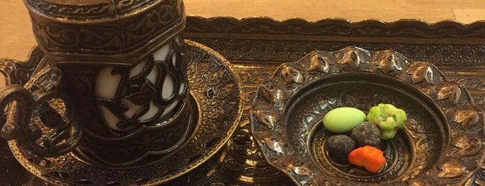 Kahve Aşkına is one of turkiye.