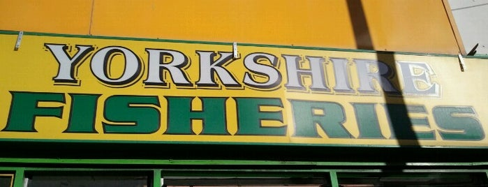 Yorkshire Fisheries is one of Robert: сохраненные места.