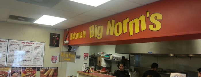 Big Norm's Hot Dogs is one of To do sooner.
