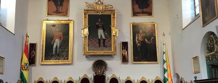 Casa de la Libertad is one of สถานที่ที่ Miguel ถูกใจ.