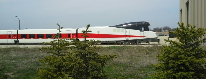 Talgo Corp. is one of Guide to My Milwaukee's best spots.