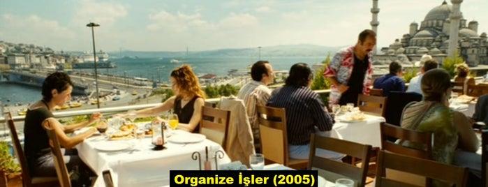 Hamdi Restaurant is one of Türk Filmlerinin Çekildiği Mekanlar.