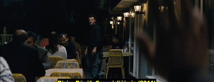 Ziraat Mühendisleri Odası Lokali is one of Türk Filmlerinin Çekildiği Mekanlar.
