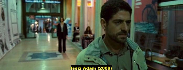 Atlas Pasajı is one of Türk Filmlerinin Çekildiği Mekanlar.
