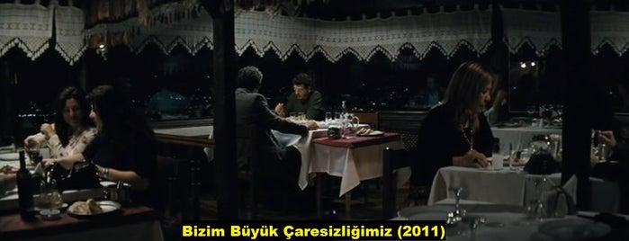 Zengerpaşa Konağı is one of Türk Filmlerinin Çekildiği Mekanlar.