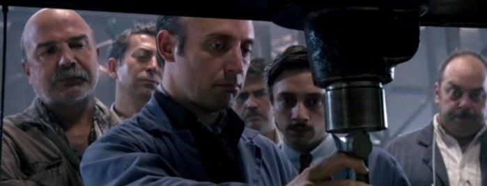 İstikamet Döküm is one of Türk Filmlerinin Çekildiği Mekanlar.