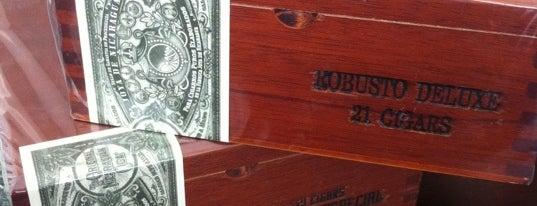 Joya de Nicaragua Cigars is one of DaByrdman33 님이 좋아한 장소.