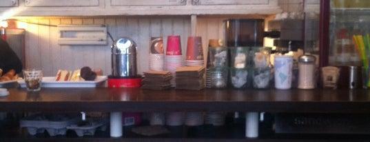 Gustafson's Coffee Bar is one of Lieux sauvegardés par Vancra.