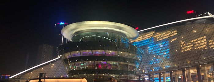 Hangzhou Grand Theater is one of Jingyuan : понравившиеся места.