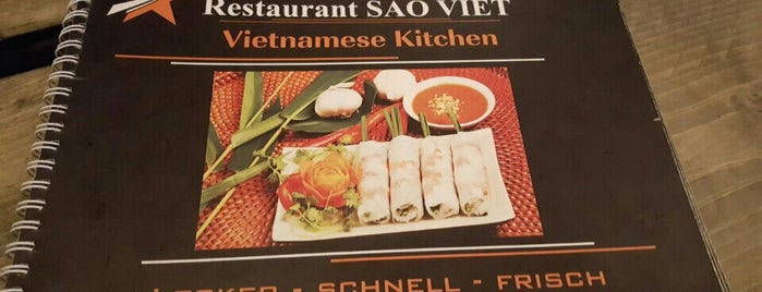 Sao Viet is one of Berlin.