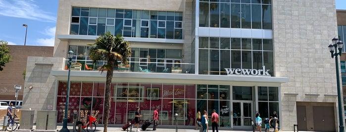 WeWork Promenade is one of LA Work Spaces.