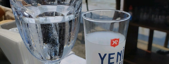 Yalı Balık is one of Lieux qui ont plu à Berkan.