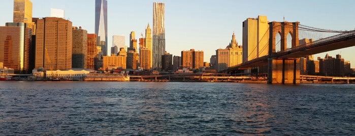Brooklyn Bridge Park is one of New York City trip.