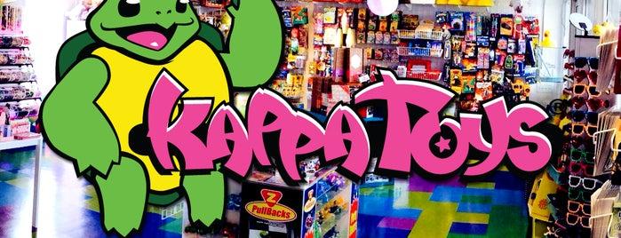 Kappa Toys is one of Downtown Las Vegas Favorites.