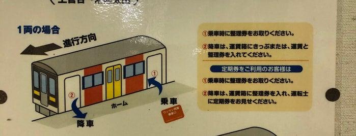 Nukada Station is one of JR 키타칸토지방역 (JR 北関東地方の駅).