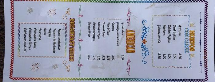 Tacos Chinampa is one of Orte, die Jhalyv gefallen.