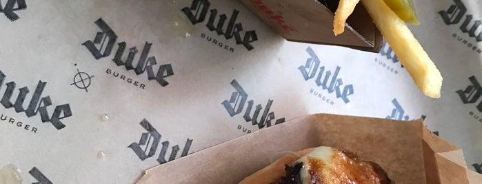 Duke Burger is one of Gespeicherte Orte von Michael.