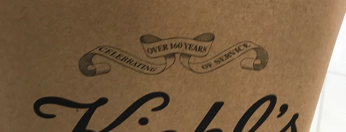 Kiehl's Since 1851 is one of NYC Best Shops.