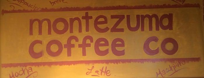 Montezuma Coffee Co is one of Orte, die Sam gefallen.