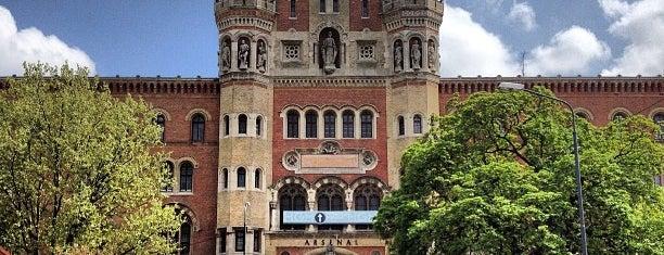 Heeresgeschichtliches Museum is one of Vienna.