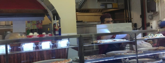 Vidali's Pizza is one of USA NYC QNS Astoria.