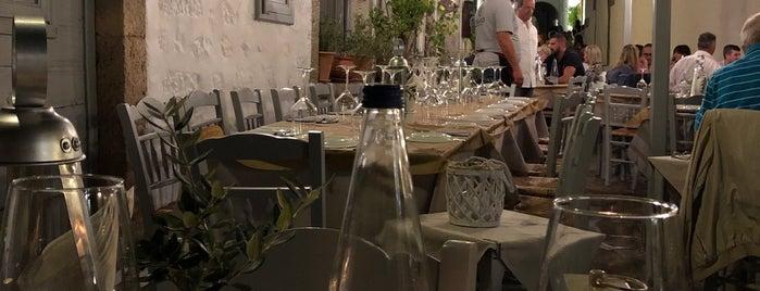 Vagelis Restaurant is one of Patmos.