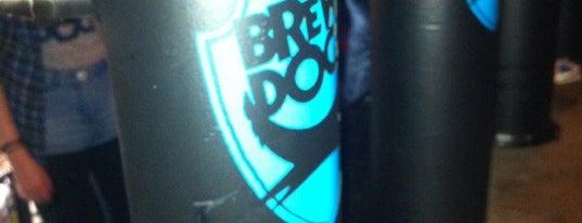 BrewDog Camden is one of Top Craft Beers Bars: London, UK Edition.