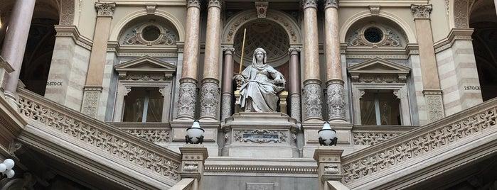 Justizcafé is one of Vienna.