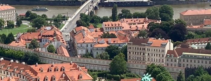 성 비타 성당의 남쪽 대탑 is one of PRAGUE - outings.