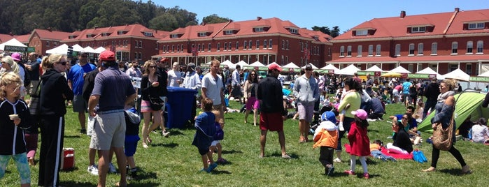 Off the Grid: Picnic in The Presidio is one of San Francisco.