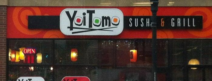 Yoi Tomo Sushi & Grill is one of Idaho Eats.