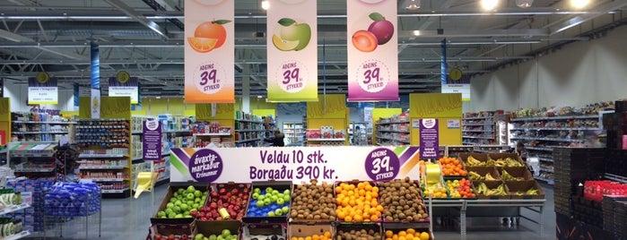 Krónan Vallakór is one of Iceland.