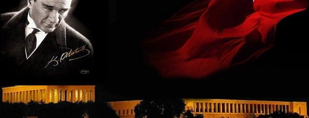 Anıtkabir is one of Gidilecek Güzel Yerler!!!.