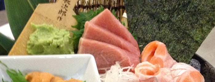 The Sushi Bar is one of SG Food Places.