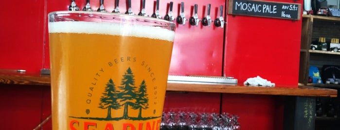 Seapine Brewing Company is one of Seattle, WA.