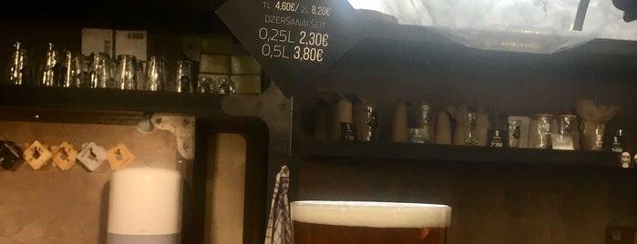 Labietis atzars Centrāltirgū | Labietis Central Market Beer Branch is one of Riga.