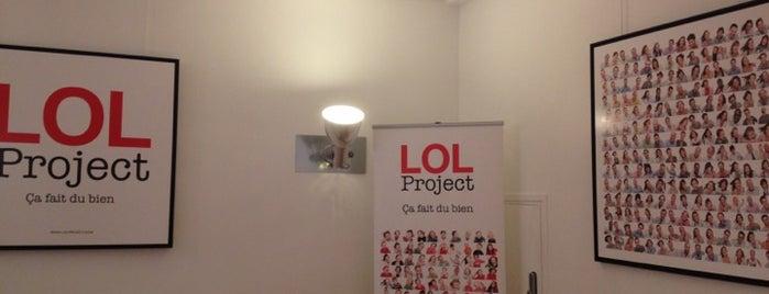 Studio LOL Project is one of Posti salvati di Samuel.