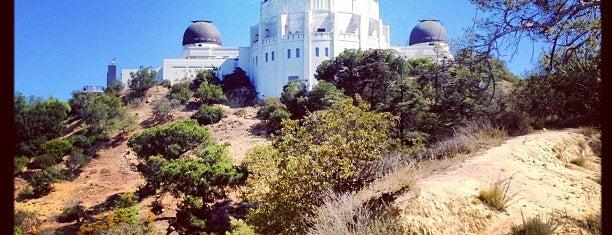 Griffith Park Trail is one of 2015 LA Trip.