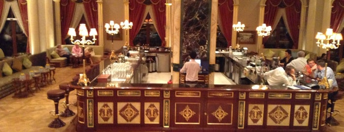 Mardan Palace Lobby Bar is one of Posti che sono piaciuti a 🌜🌟hakan🌟🌛.